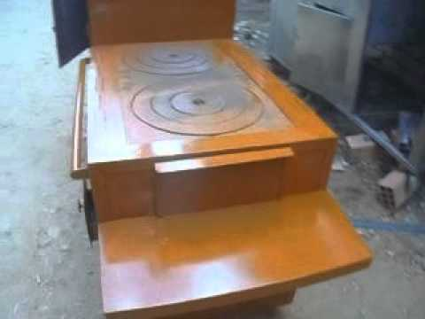 Copia de cocina mejorada port til con horno youtube - Cocina con horno ...