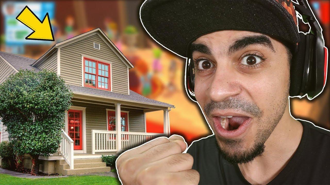 حياة اليوتيوبر: اشتريت بيت جديد بفلوس اليوتيوب ?? - اخيراً صورت فلوق ??   10# YouTuber's Life