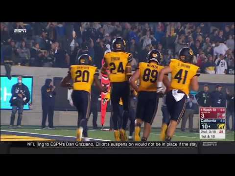 Cal football - October 13, 2017