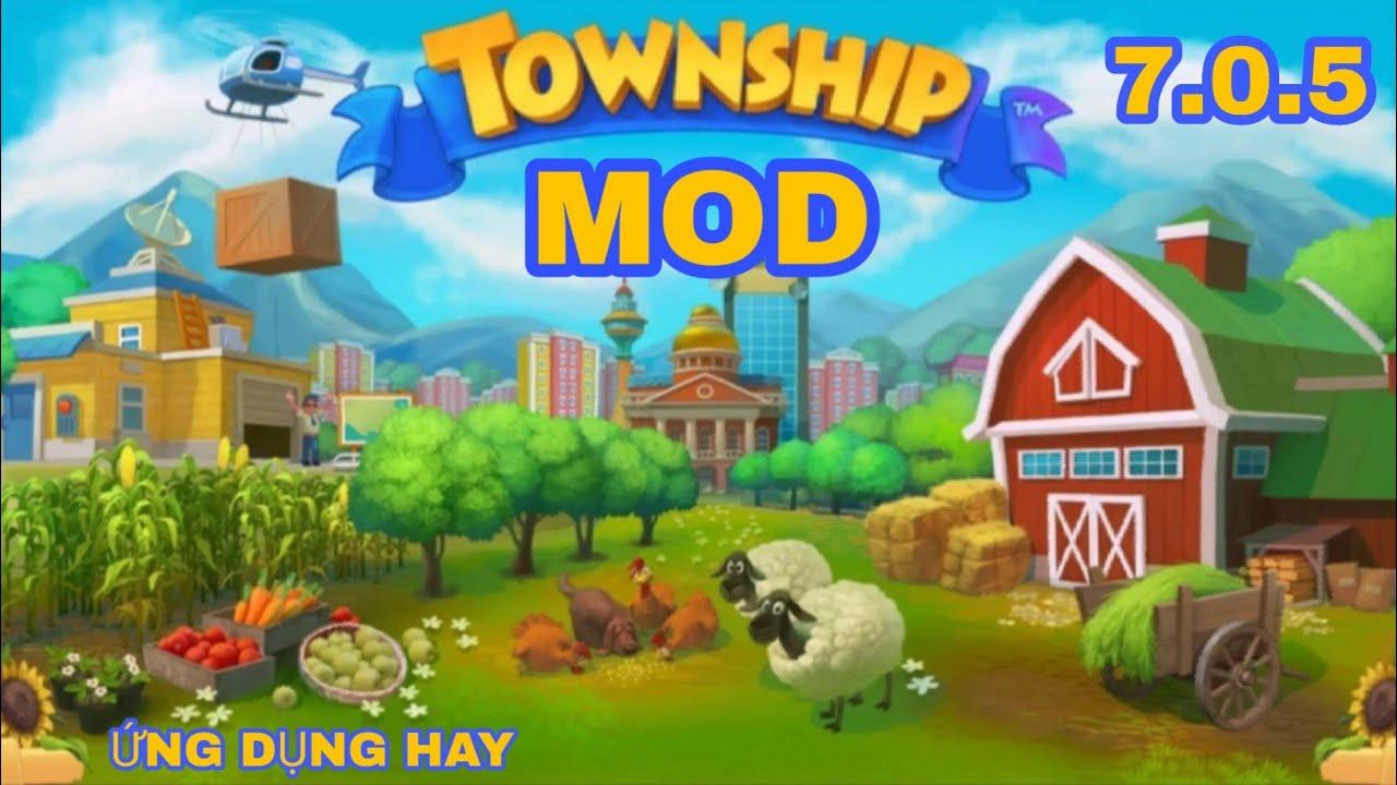 Hack game nông trại Township bản mới nhất 2019 (7.0.5)