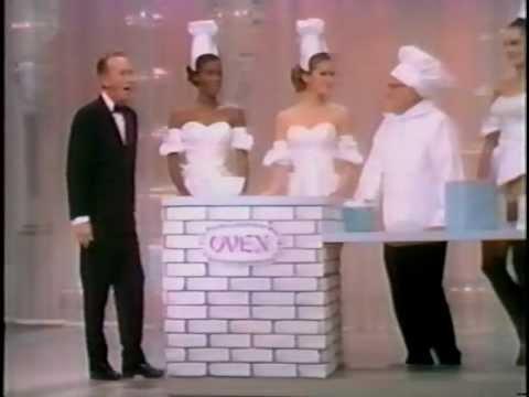 Bing Crosby & Jimmy Durante - Baking the Hollywood Palace Birthday Cake