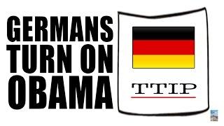 TTIP Trade Agreement Trojan Horse to Allow Global Governance!