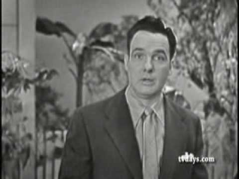 The Bob Crosby Show with Joanie O'Brien singing Crying in the Chapel - Part 1