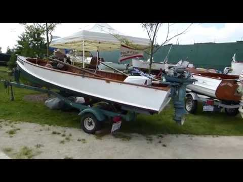 Toledo Antique & Classic Boat Show #20 ~ Smokestack, Boats, Cars, Art & Artifacts