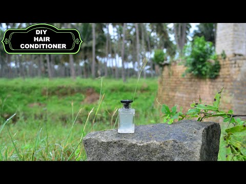 Super Shine Homemade Hair Conditioner Recipe   For Dry, Curly, Frizzy & Damaged Hair