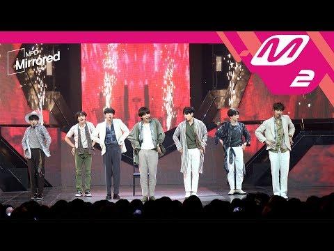 [Mirrored MPD직캠] 방탄소년단 거울모드 직캠 'Airplane pt.2' (BTS FanCam) | @MCOUNTDOWN_2018.5.31