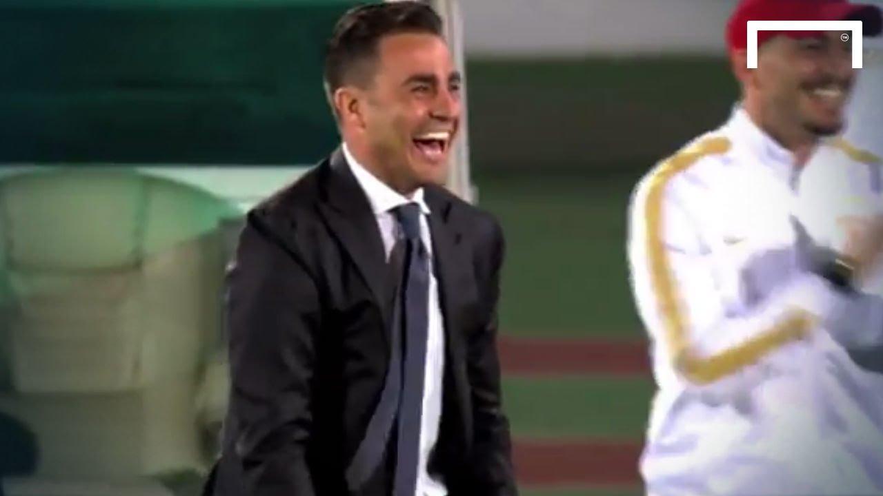 Bowen s wonder goal thrills Fabio Cannavaro
