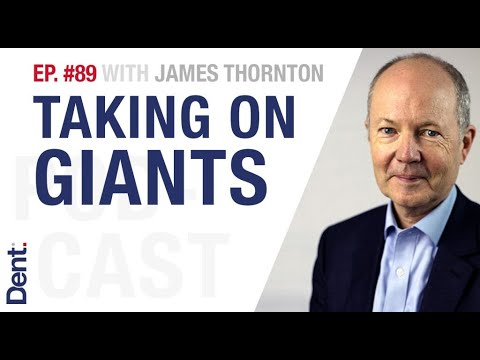 The Dent Podcast | James Thornton, The Environmental Lawyer Representing Planet Earth