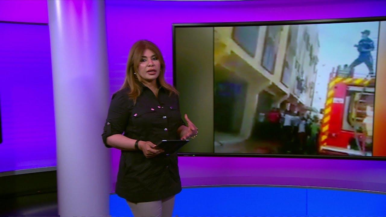 صدمة في  المغرب بعد مصرع طفلة في حريق التهم منزلها، واتهامات للوقاية المدنية بالتقصير