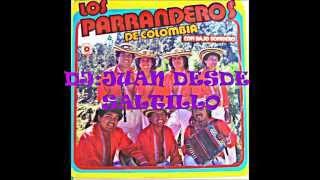PARRANDEROS DE COLOMBIA EXITOS PRENDIDOS DEL AYER VOL 2