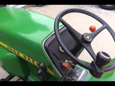 john deere 300 youtube. Black Bedroom Furniture Sets. Home Design Ideas