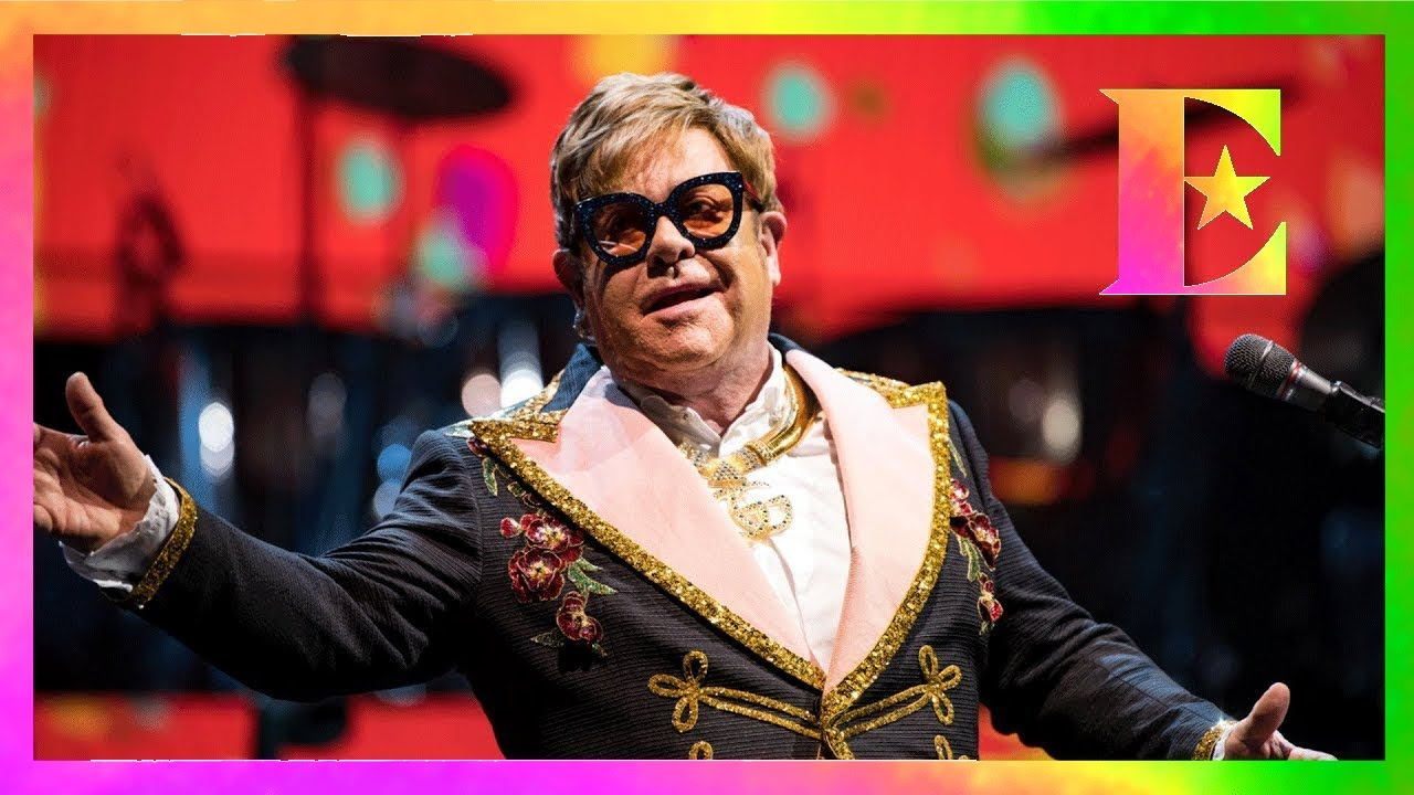 Elton John — The Farewell Tour Comes To Europe