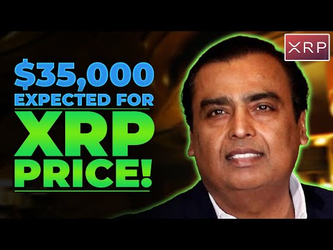 $10,000 - $35,000 / XRP Coin!? XRP Price Is TURNING! (Massive Gains Expected!)