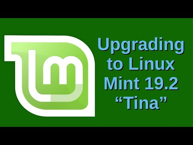 Linux Mint 19 2 'Tina' available with Cinnamon, MATE, or Xfce