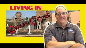 Living in Queen Creek AZ; Moving to Queen Creek