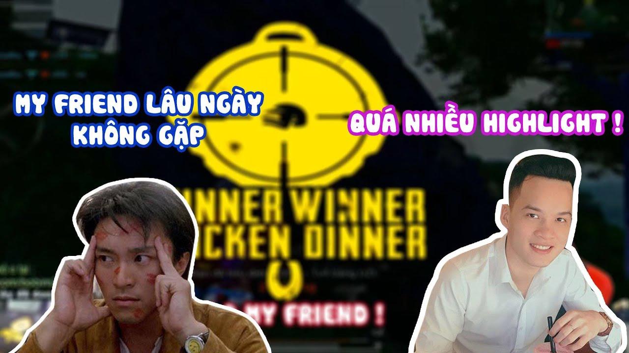 PUBG Mobile - Chơi pubg mobile và tình cờ gặp vua tấu hài Châu Tinh Trì