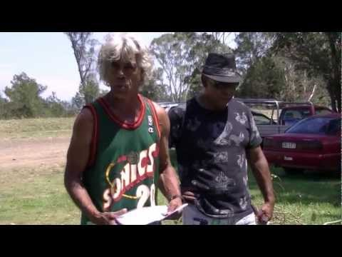 Githabul Elder's Impassioned Plea to the People and Governments of Australia to listen.