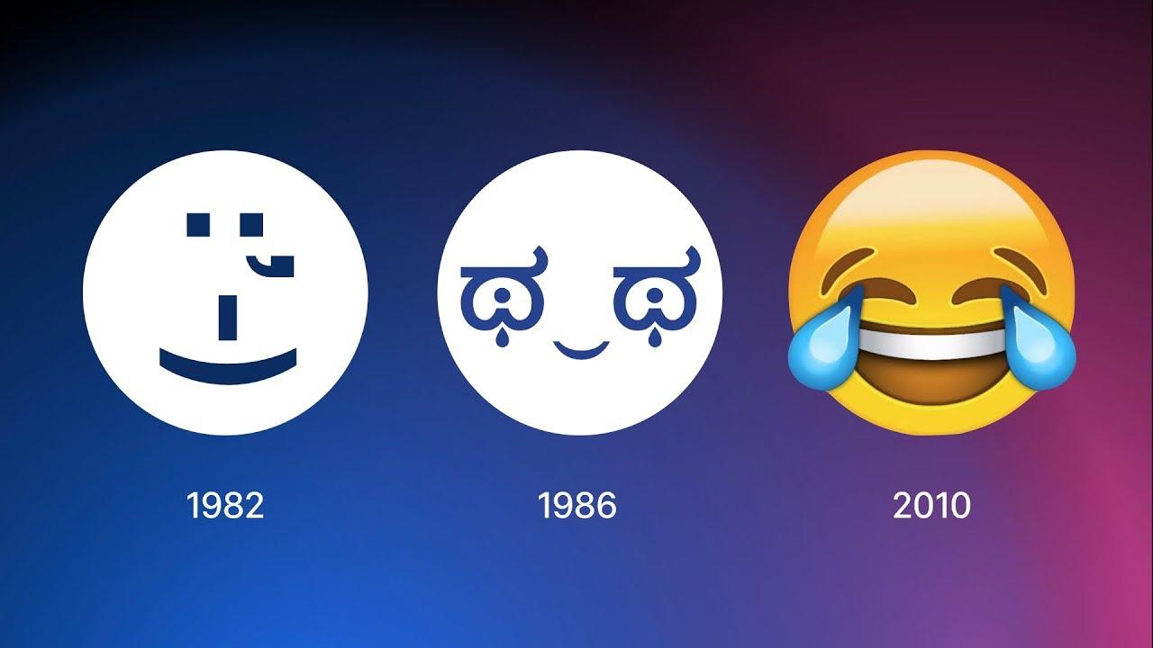 History of the Emoji -...
