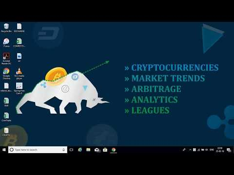Arbitrage Trading Live Demo 2018 Using Different Exchanges
