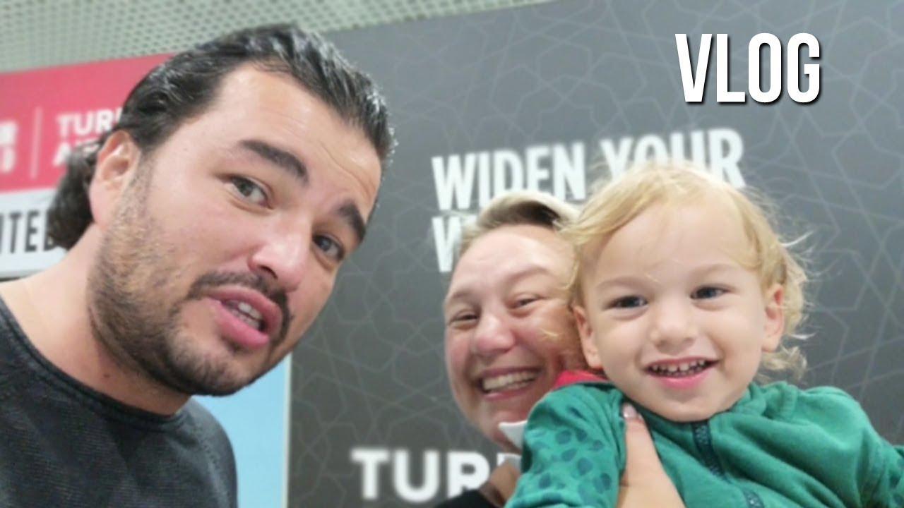 Vlog - Canparçalarım geri döndü!