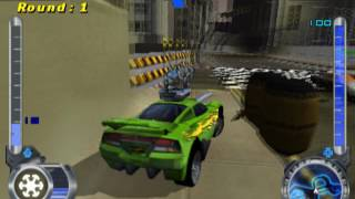 Hot Wheels: Velocity X (PS2 Gameplay)