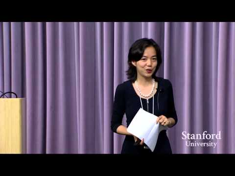 Stanford Engineering's Fei-Fei Li explores visual intelligence in computers