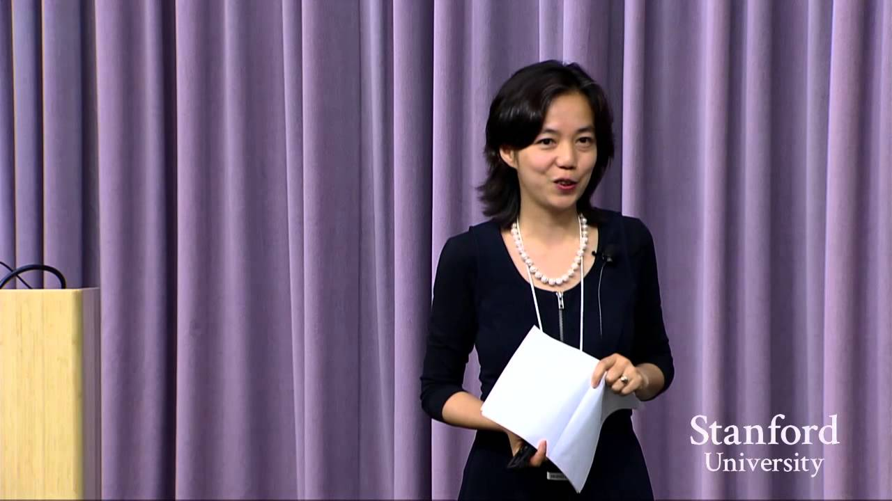 Fei-Fei Li | Exploring visual intelligence in computers