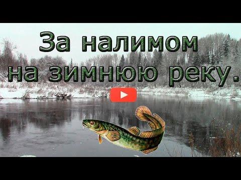 Ловля налима поздней осенью. (Самое подробное описание рыбалки!!!)