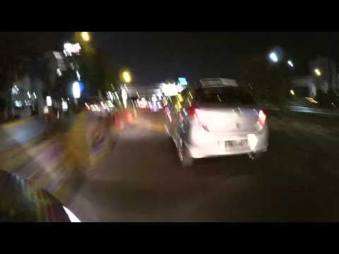 Xiaoyi Action Cam Road Timelapse