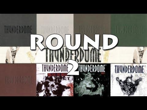 2 HOURS Thunderdome Millennium Hardcore Megamix (from '01 to '08), ROUND 2