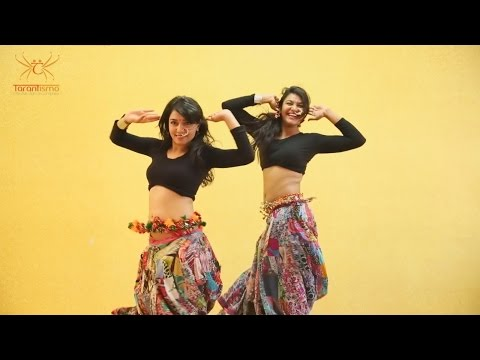 Belly Dance Fusion of Indian belly Dancer