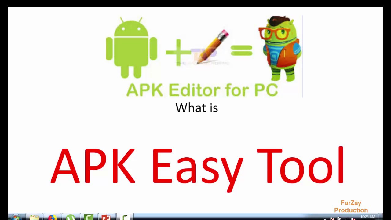 apk editor pro pc windows 7