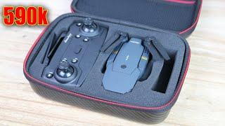 Trên Tay Flycam Giá Rẻ Quay Video Cực Tốt Trong Tầm Giá - Eachine E58