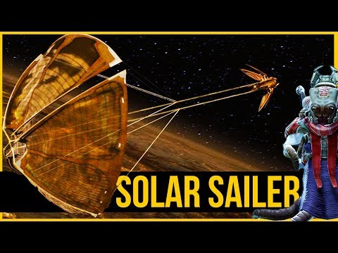 Star Wars Ships   The ANCIENT MYSTERY of Dooku's Solar Sailer   Punworcca 116