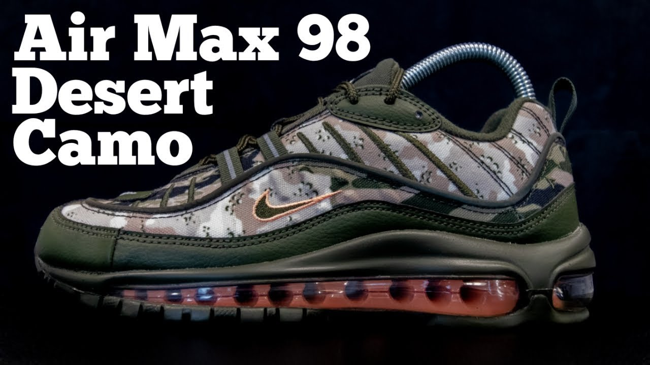 100% authentic a789f 8a28a AIR MAX 98