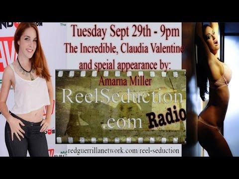 Show #30: Claudia Valentine & Amarna Miller