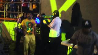 Jah Tubbys World Sound System @ The Coronet, London  14th Aug 2015 Clip 2