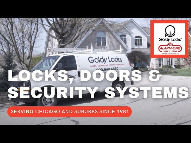 Goldy Locks, Inc. | Chicago Commercial and Residential Locksmith Doors and Security Systems