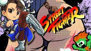 OS MELHORES SPIN-OFF DE STREET FIGHTER