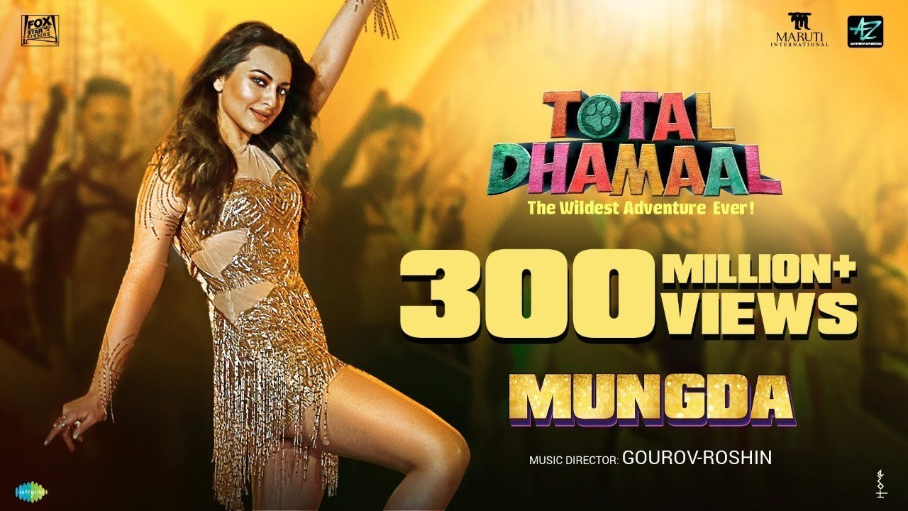 Download Mungda | Full Song | मुंगडा |Total Dhamaal | Sonakshi| Jyotica | Shaan |Subhro |Gourov-Roshin