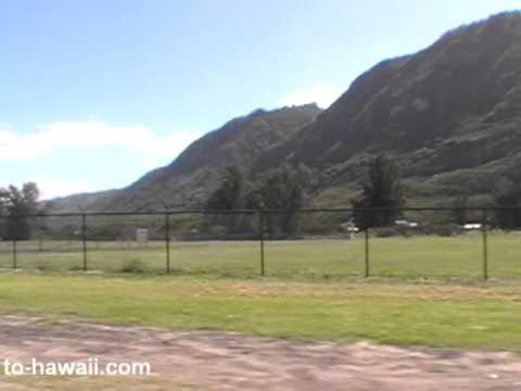 Waianae Mountain Range