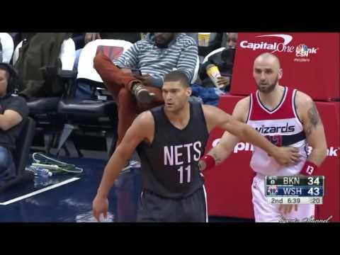 Brooklyn Nets vs Washington Wizards - Full Game Highlights || December 30,2016 || 2016-17 NBA Season