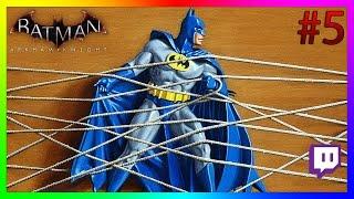 Batman : Arkham Knight #5 | Pris au piège