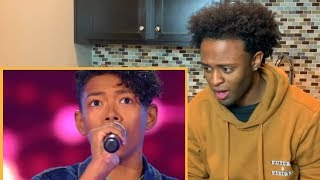 Baixar 🇧🇷 Brazilian Kid Sings Whitney Houston's Song (I CAN'T BELIEVE THIS!😱)