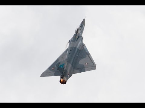 Mirage 2000 Display And More