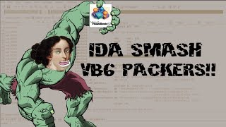 Unpacking VB6 Packers With IDA Pro and API Hooks (Re-Upload)