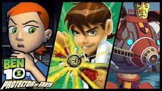Ben 10: Protector of Earth Walkthrough Part 4 (Wii, PS2, PSP) Level 4 & 5 : Hoover Dam + Meteor
