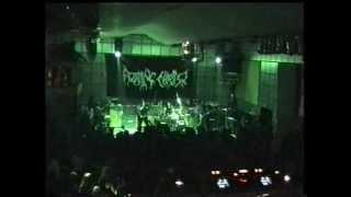 rotting christ - in domine sathana- live ptolemaida 2003