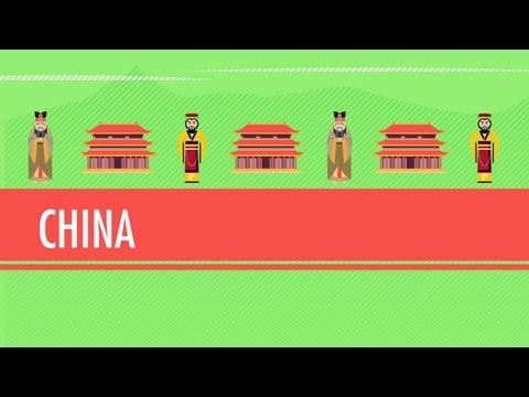 2,000 Years of Chinese History! The Mandate of Heaven and Confucius: World History #7