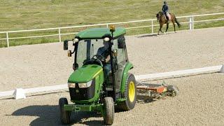 No importa la tarea - Tractores compactos - Serie 3 | John Deere ES